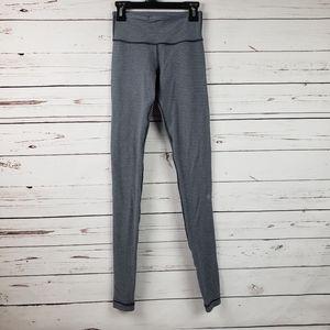 Lululemon leggings reversible size 2